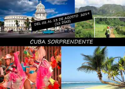 CUBA SORPRENDENTE