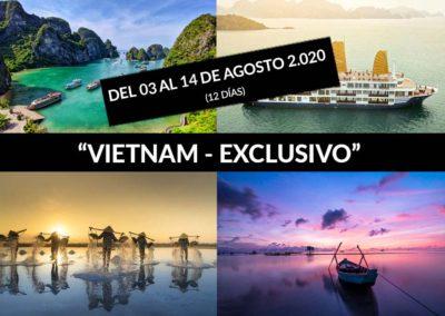 VIETNAM – EXCLUSIVO