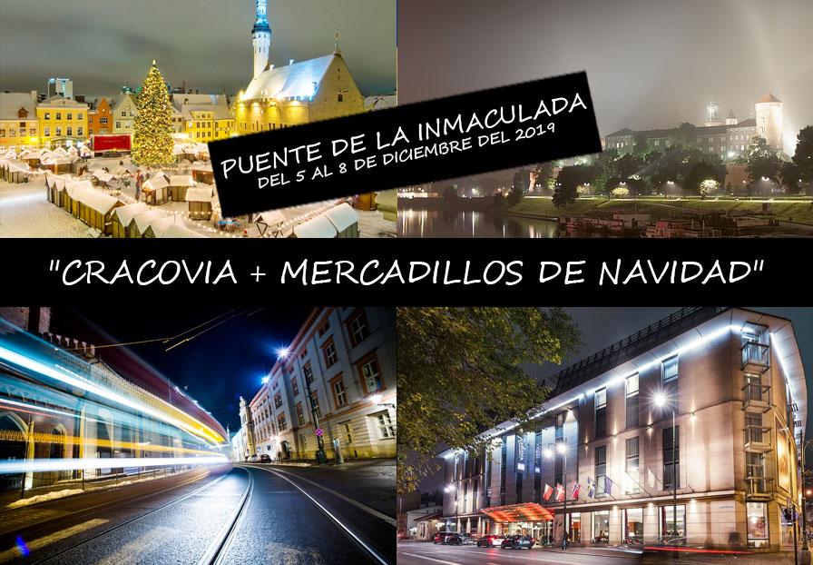 CRACOVIA+MERCADILLOS DE  NAVIDAD (Todo Incluido)