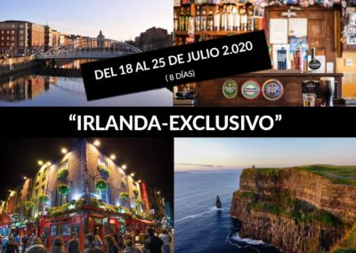 """""""IRLANDA-EXCLUSIVO"""""""
