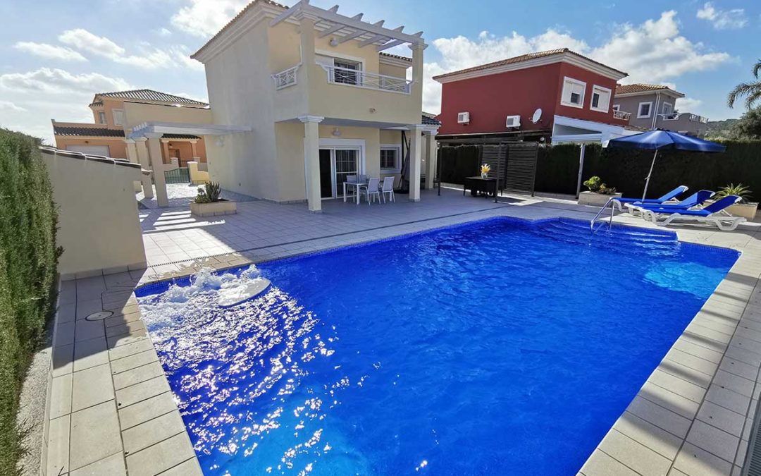 Villa de Lujo + Golf