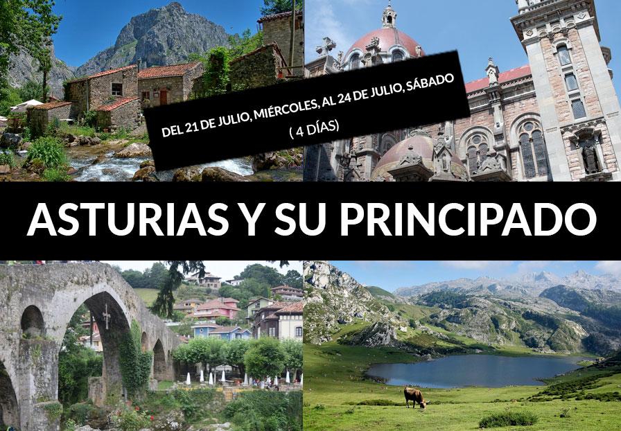ASTURIAS Y SU PRINCIPADO