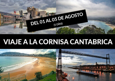 VIAJE A LA CORNISA CANTABRICA